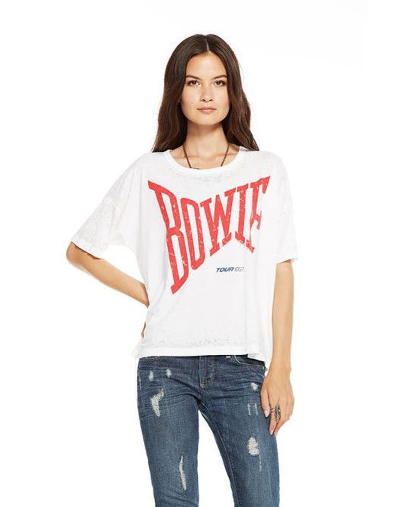chaser chaser bowie tee