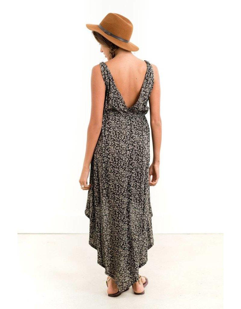 saltwater luxe saltwater luxe serenade maxi dress