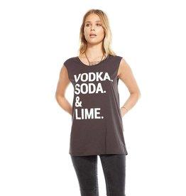 chaser vodka soda lime