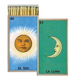 el sol and la luna matches