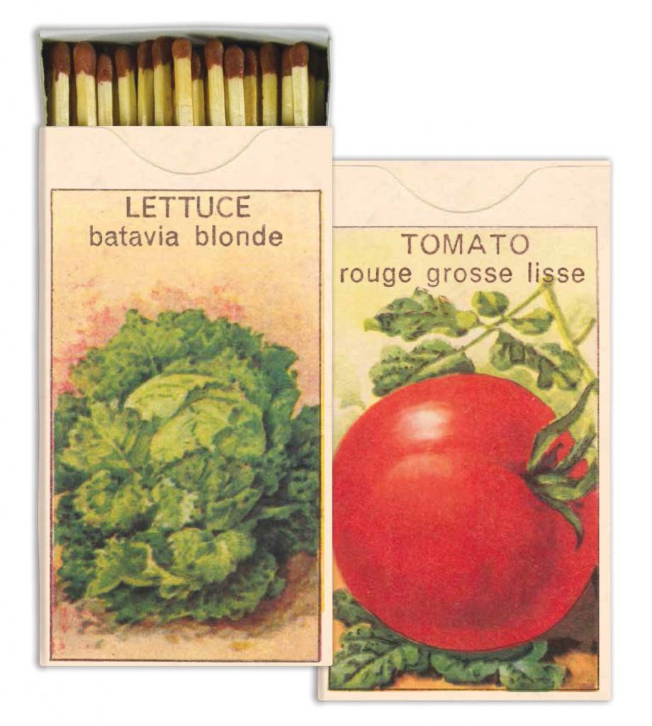 Homart Seed Packets Matches