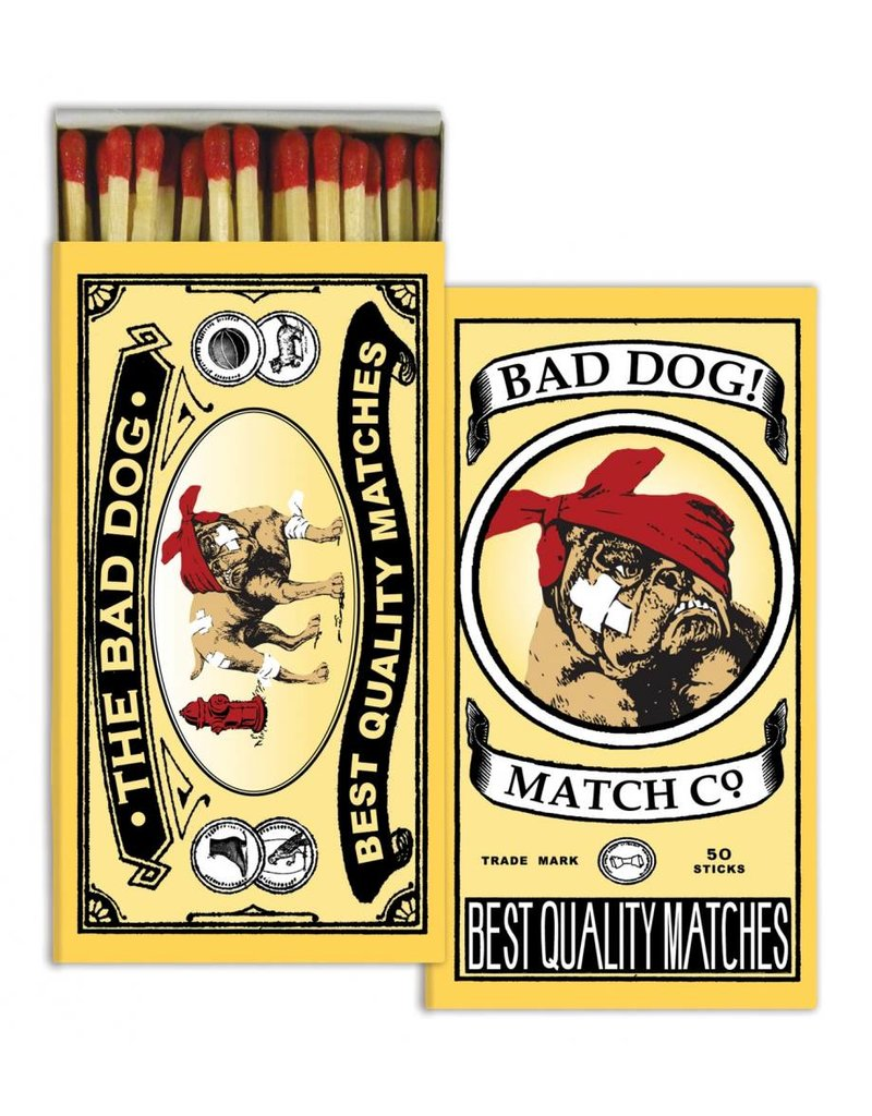 homart homart bad dog matches