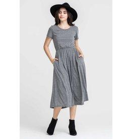 lush fressia dress