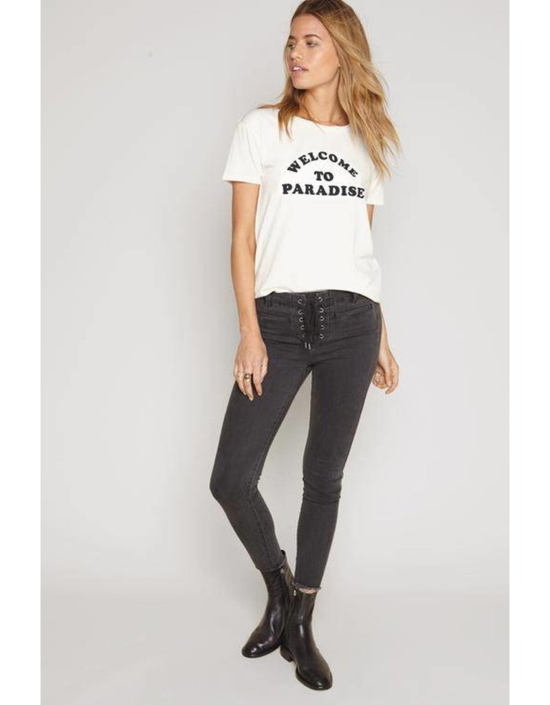 amuse society amuse society welcome to paradise tee