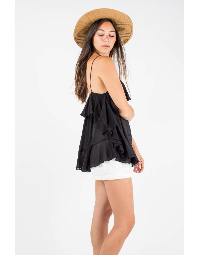 free people free people cascades cami