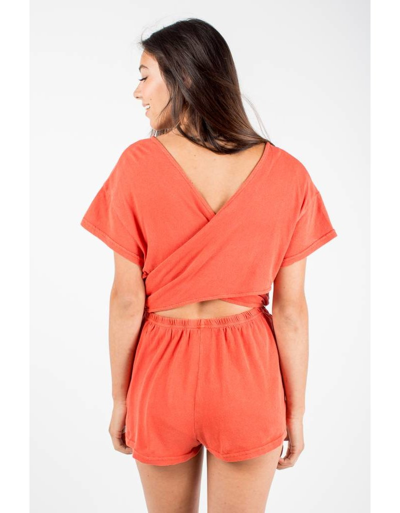 free people free people easy street wrapped one piece