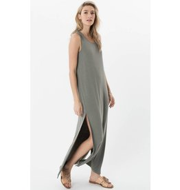z supply z supply high slit maxi