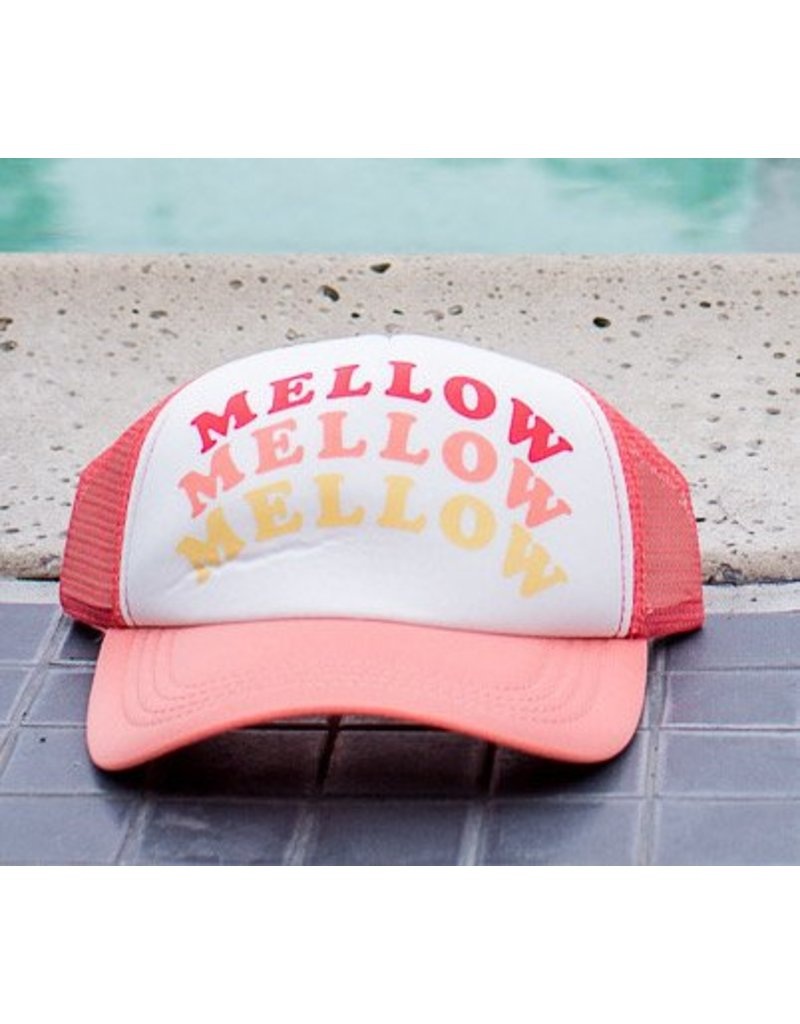 billabong billabong across waves mellow hat