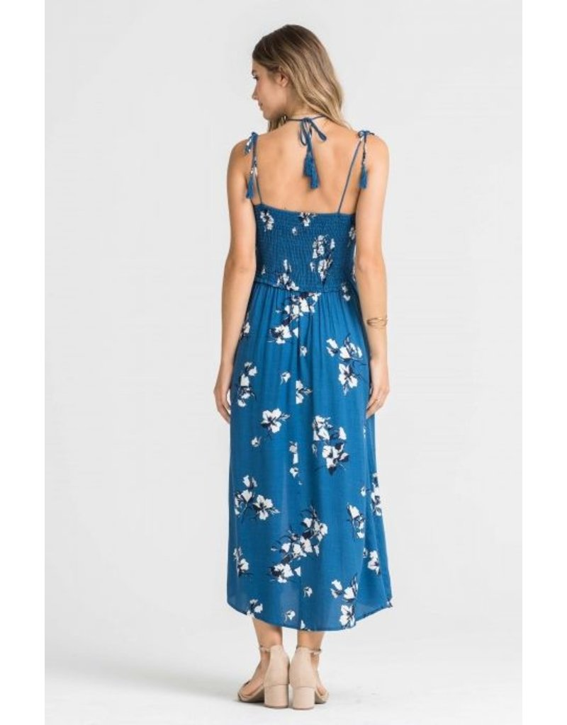 lush lush satina dress