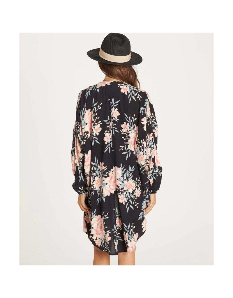 billabong billabong flore me kimono