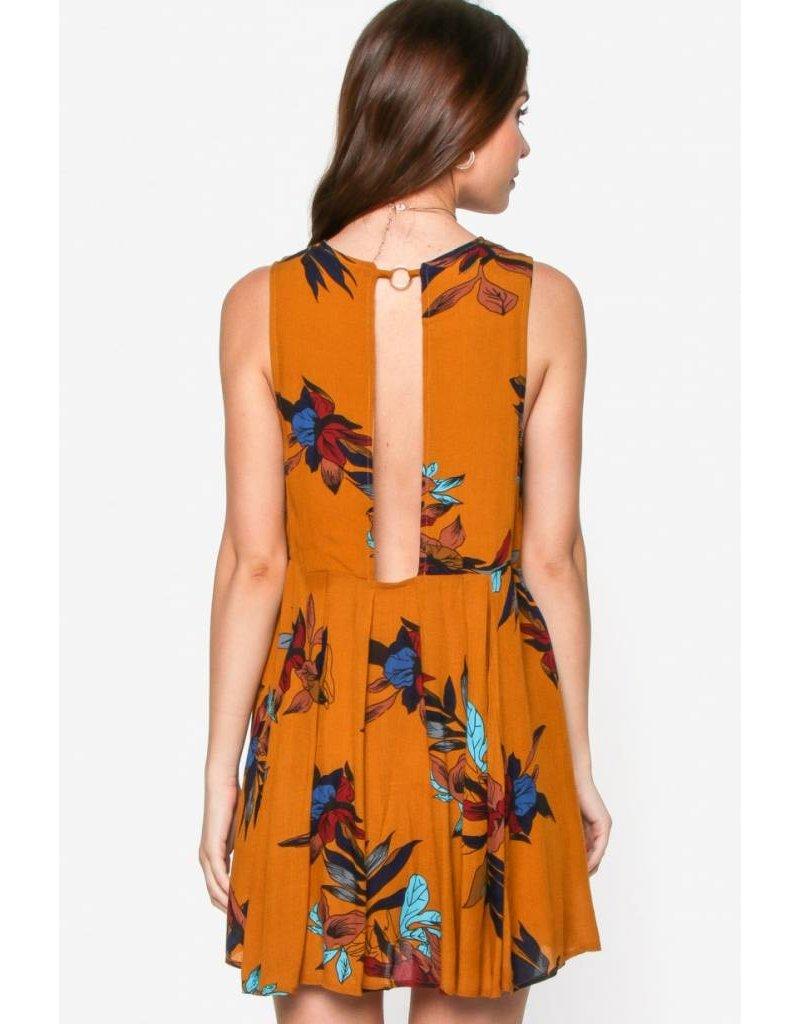 everly everly aegean dress