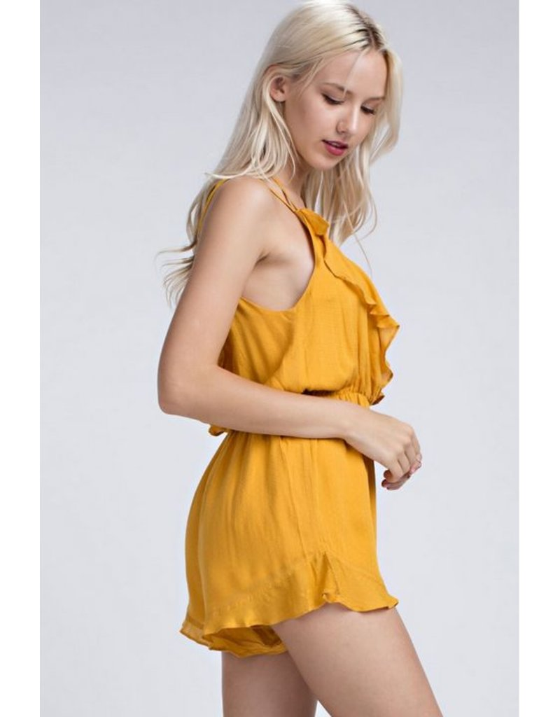 honey punch honey punch caspian romper