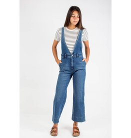 free people jean a line overall