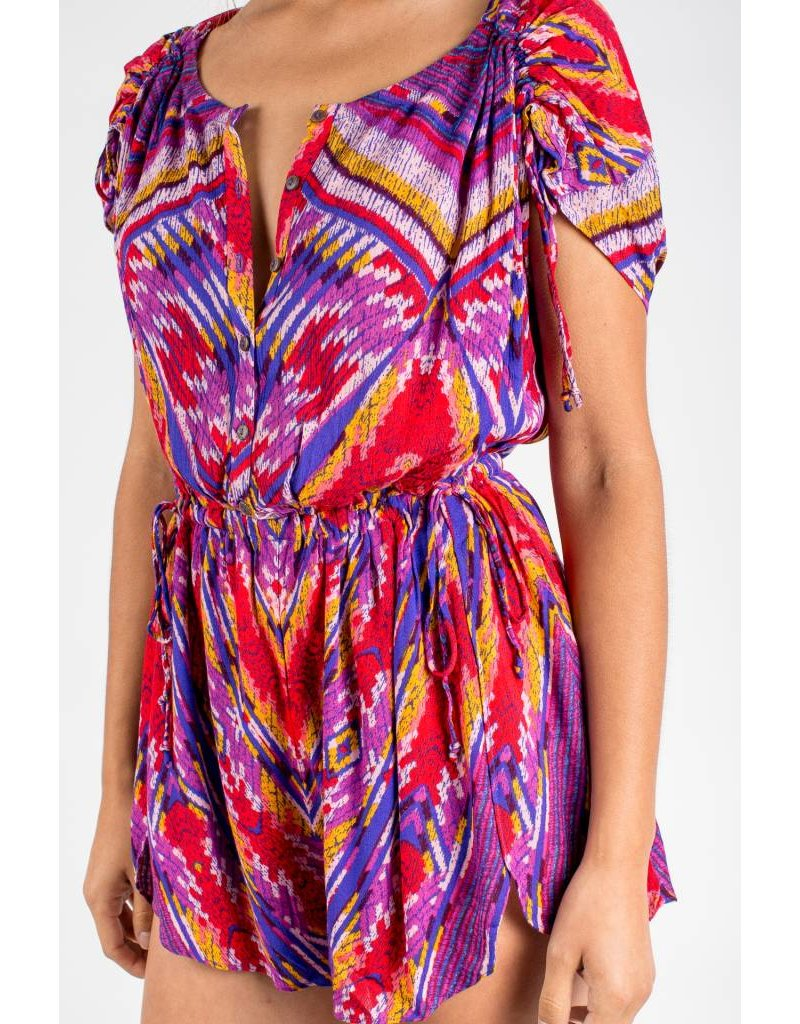 free people free people dream all night romper