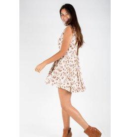 free people fake love mini dress