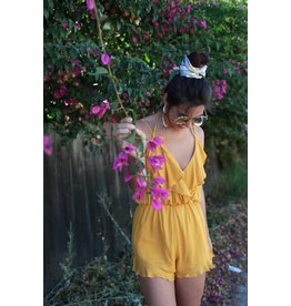 honey punch caspian romper
