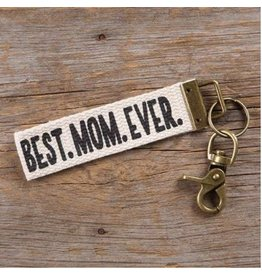 natural life best mom ever key fob