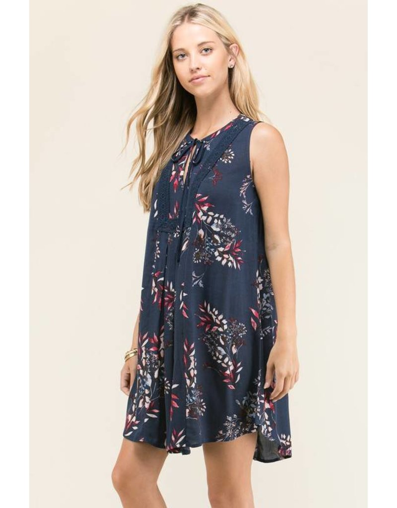staccato presley dress