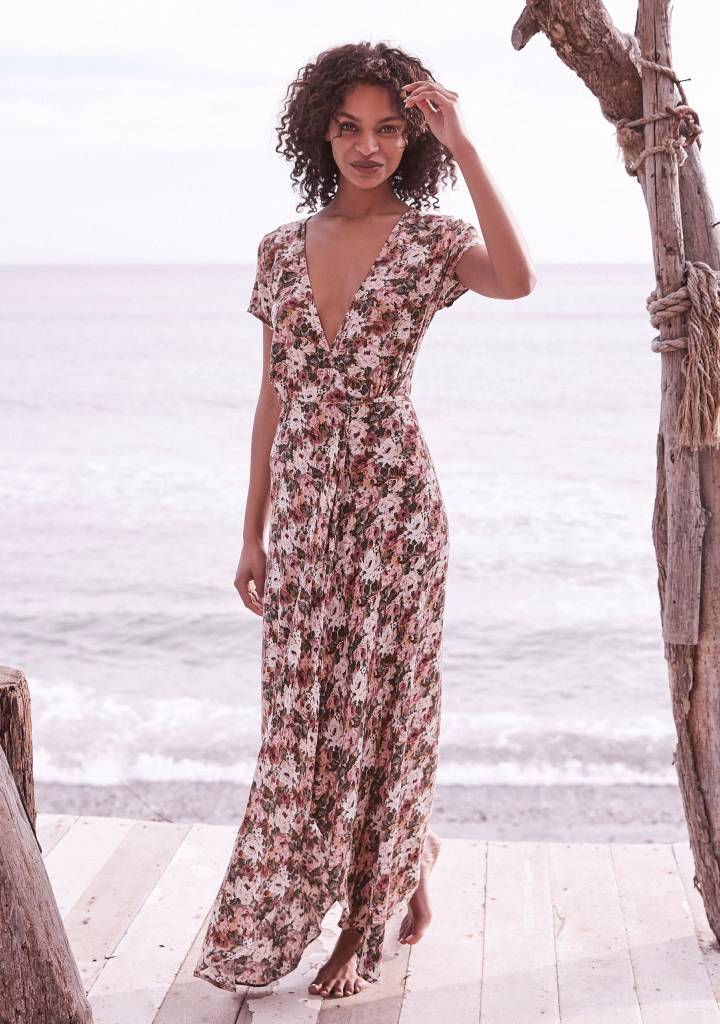auguste the label auguste the label wild rose maxi