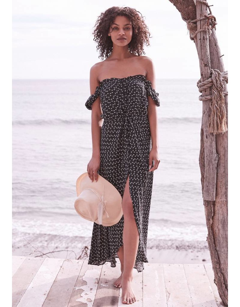 auguste the label auguste the label leila button down day dress
