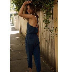 RVCA tracter jumpsuit