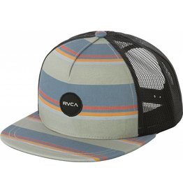 RVCA psyched trucker hat