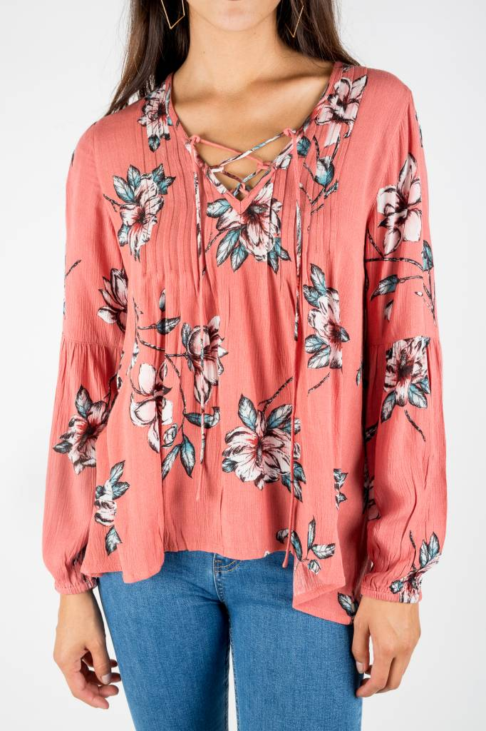 billabong billabong just a dream top