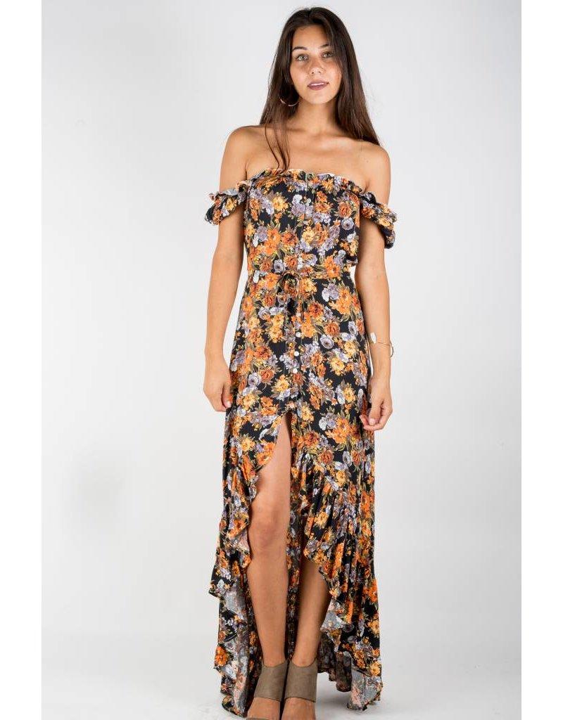 olivaceous olivaceous eliza dress