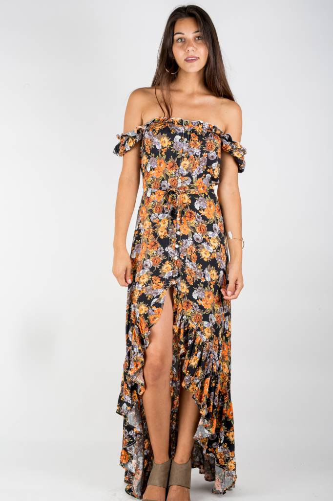 olivaceous olivaceous eliza dress