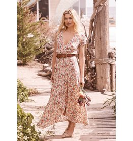 auguste the label wild rose maxi