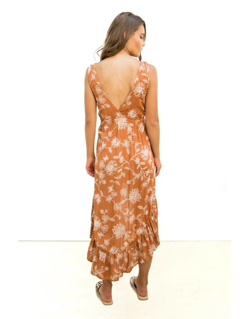 saltwater luxe saltwater luxe lovestoned maxi blossom
