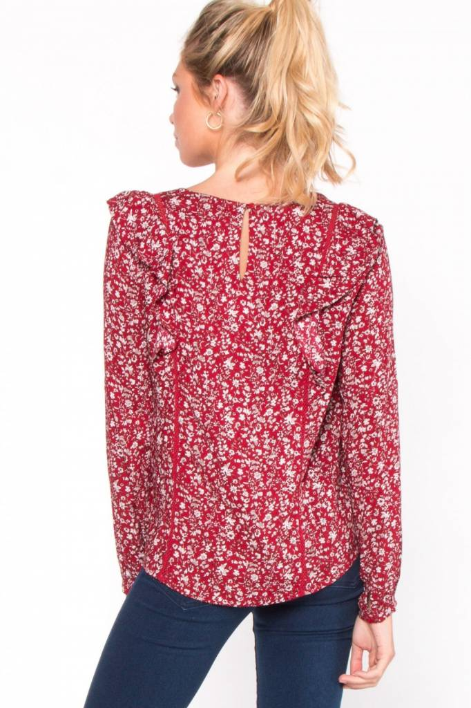everly everly lorna top