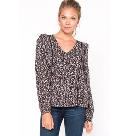 everly lorna top