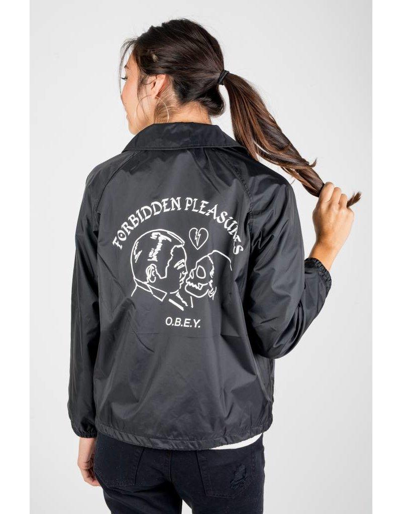 obey obey forbidden pleasures jacket