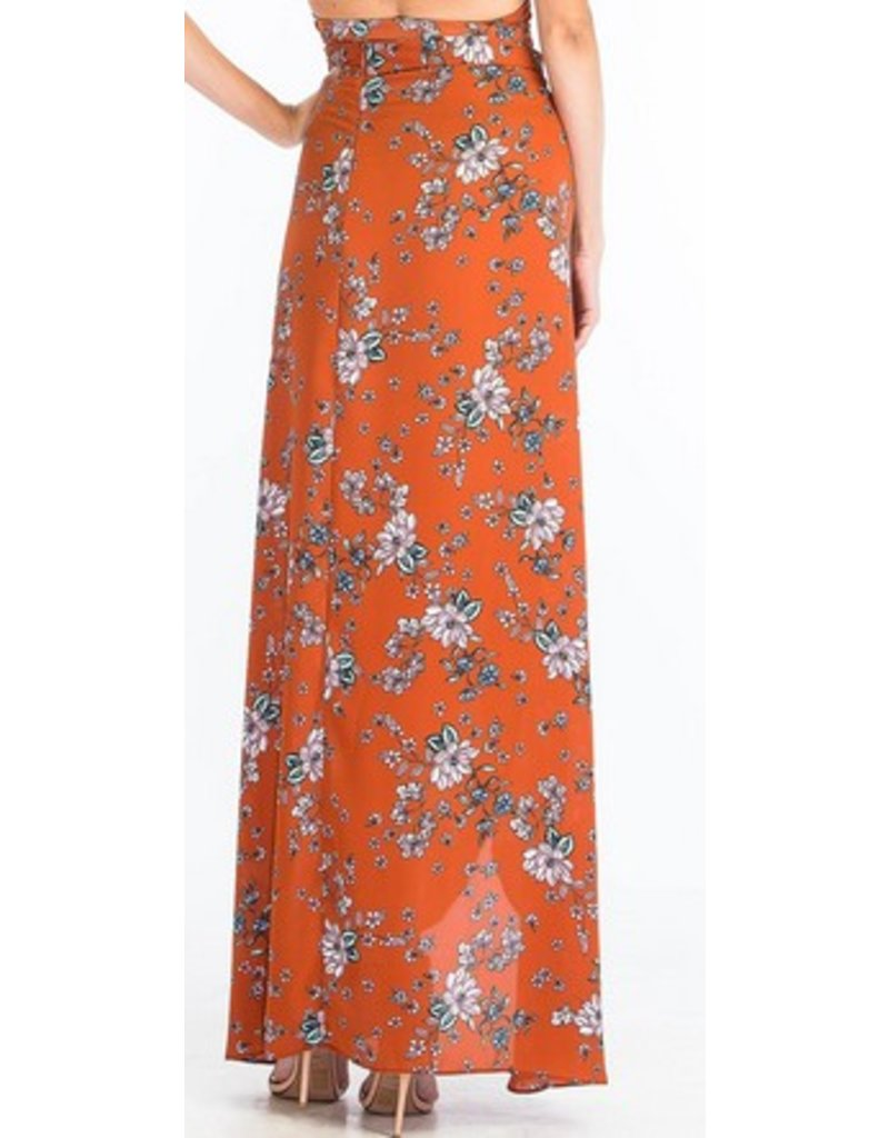 olivaceous olivaceous holly skirt