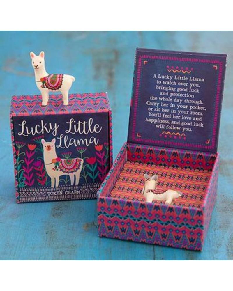 natural life natural life llama lucky charm