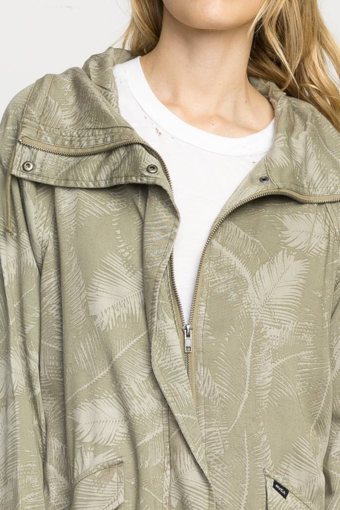 RVCA rvca daze off jacket