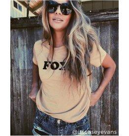 MATE the Label fox tee