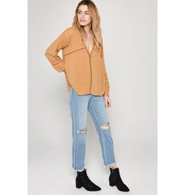 amuse society zelia top