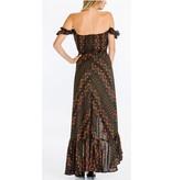 olivaceous olivaceous jandra dress