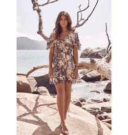 auguste the label dahlia cascade dress