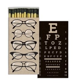 homart eye chart matches