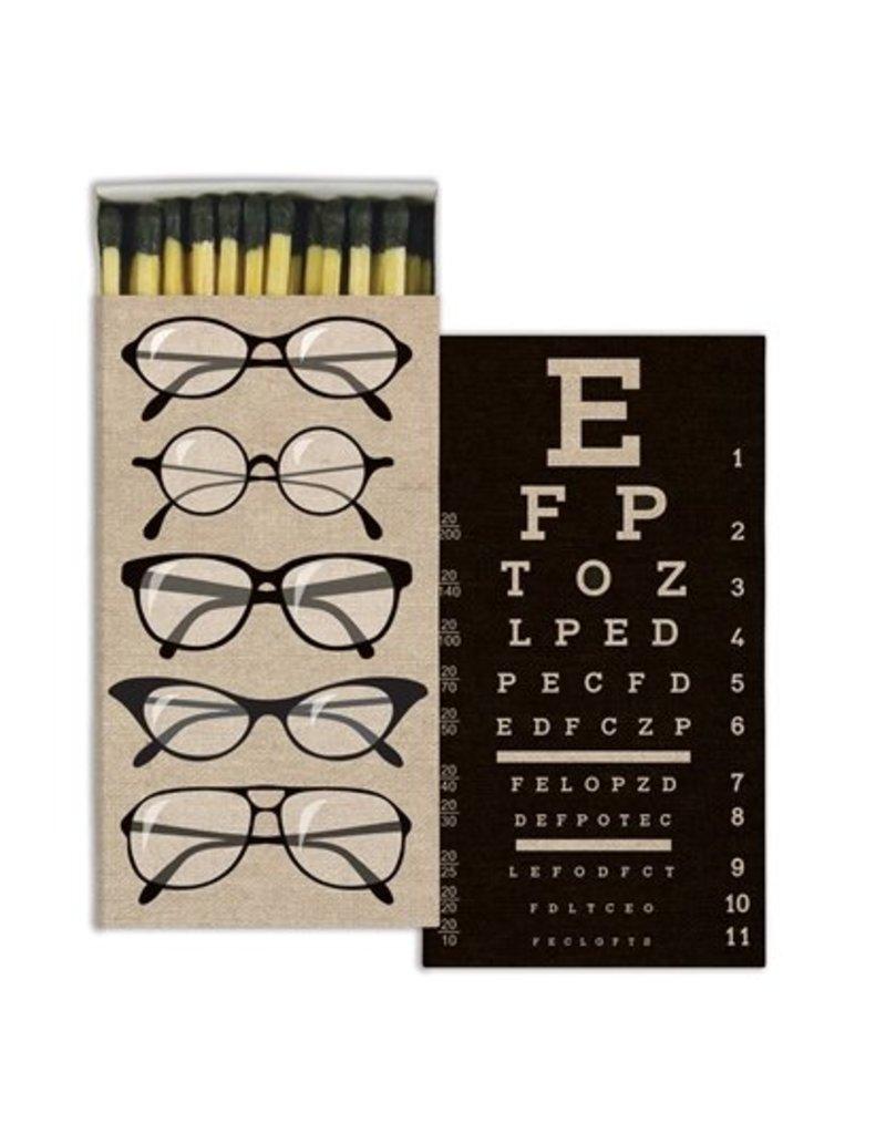 homart homart eye chart matches