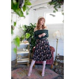 bb dakota abela skirt
