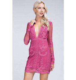 honey punch kensington dress