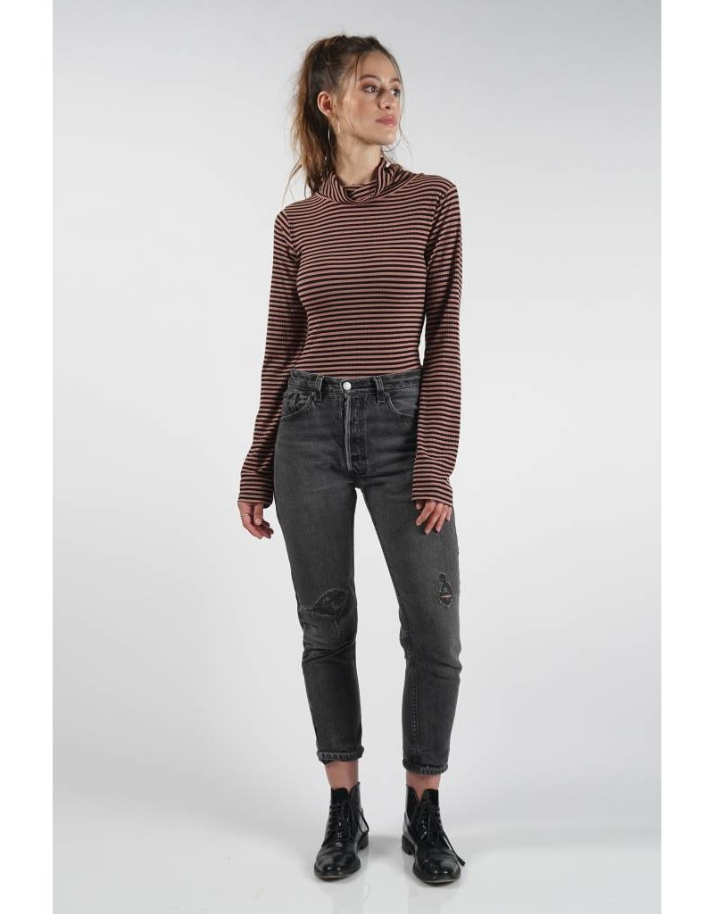 knot sisters knot sisters burnadette top