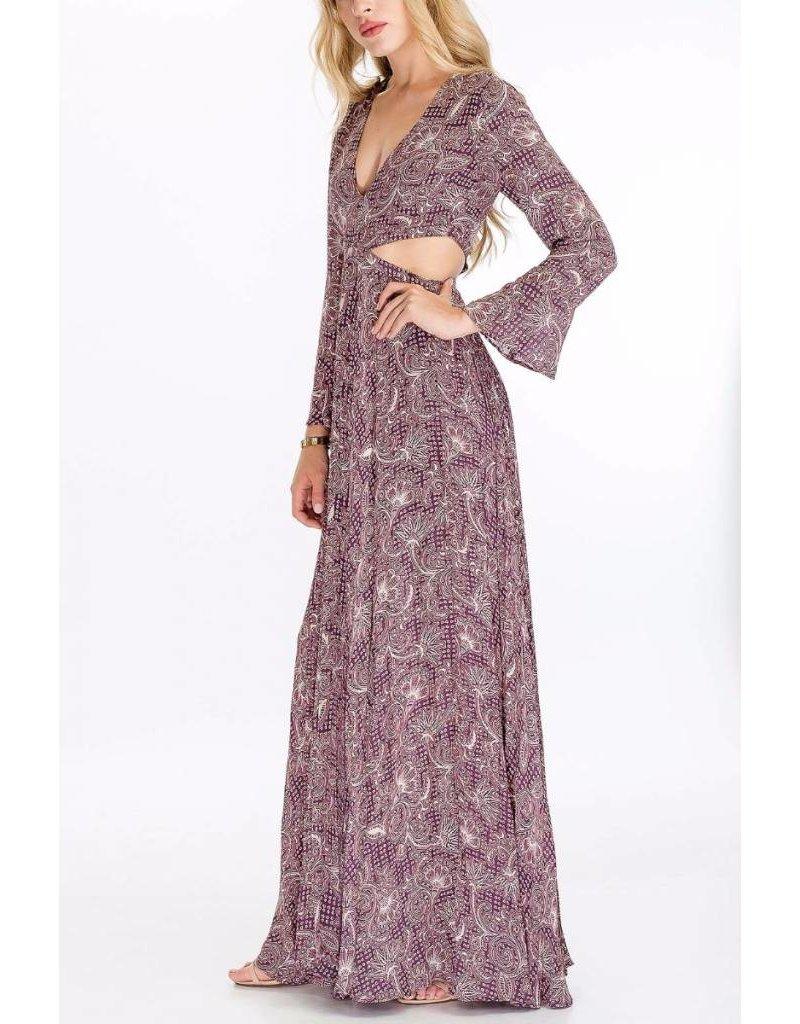 olivaceous olivaceous elena dress
