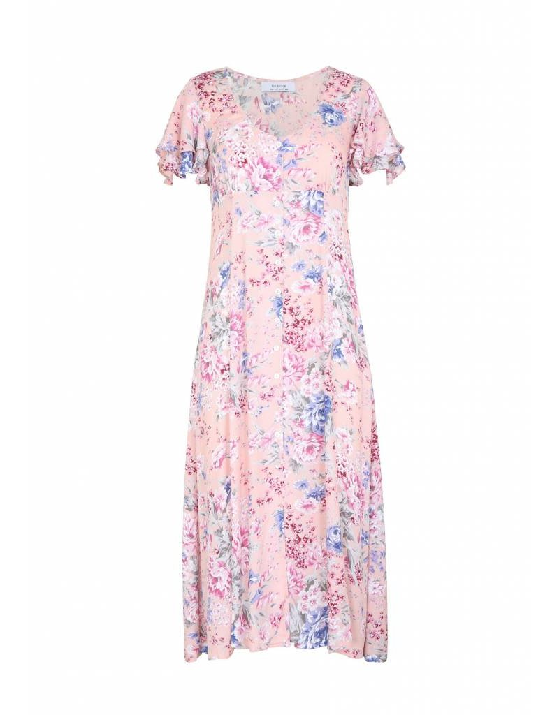 auguste the label auguste the label dahlia frill dress