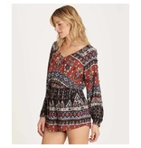 billabong billabong isles of the heart romper