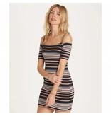 billabong billabong checked out dress